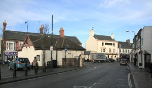The Pied Calf, in Spalding's Sheep Market