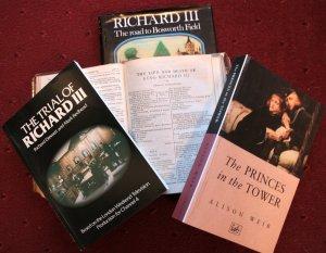 Richard III books