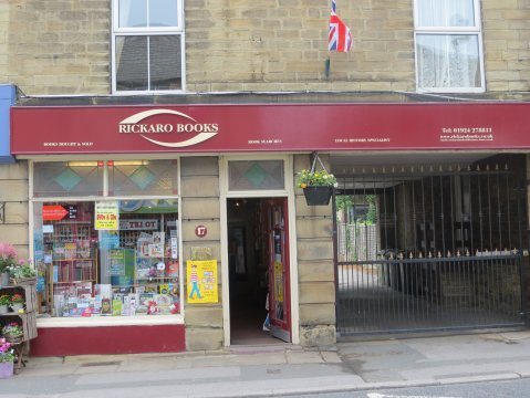 Rickaro Books, Horbury