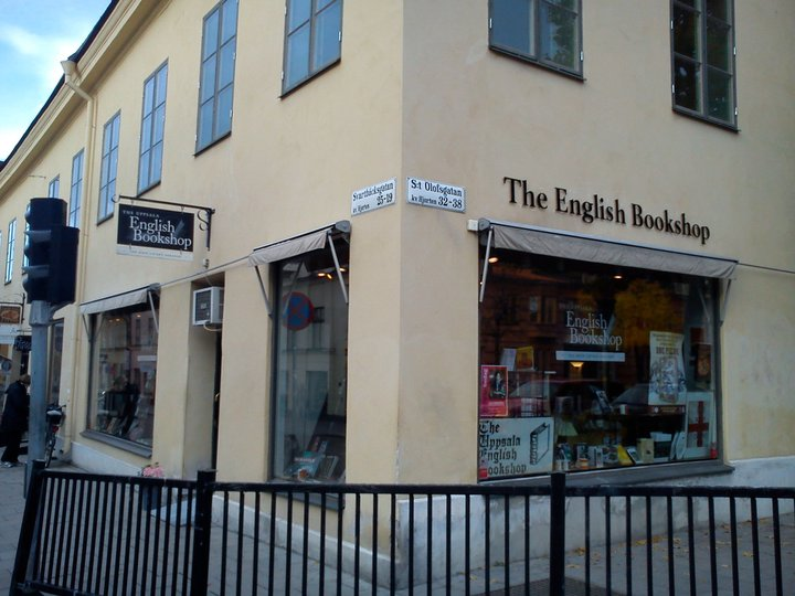 Uppsala English Bookshop