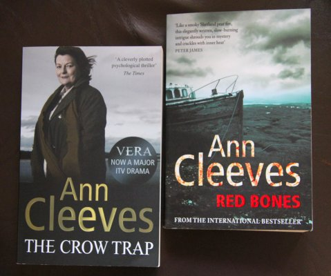 Ann Cleeves (novels)