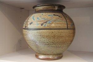 Spherical pot