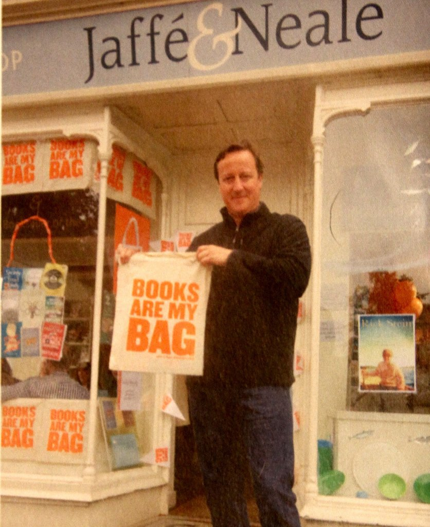 Cameron booking a place in history