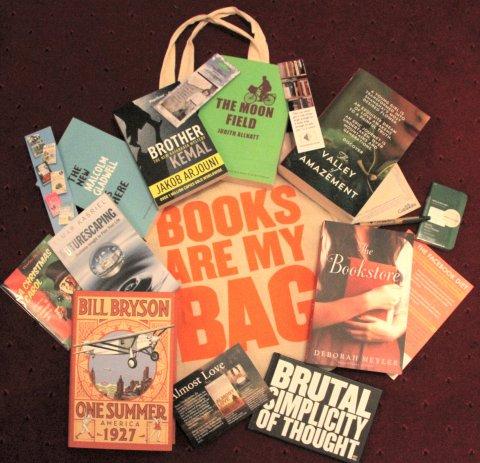 BA goody bag