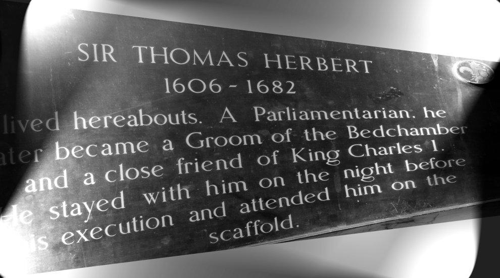 Petergate plaque York