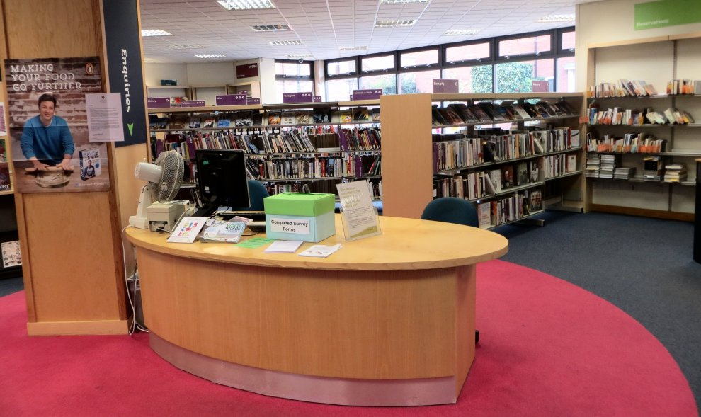Louth Library, Lincolnshire
