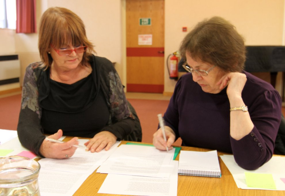 Wolds Writers' Workshop