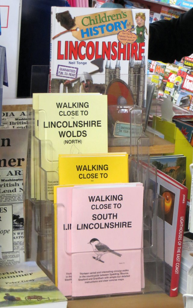 Speciality: Lincolnshire!