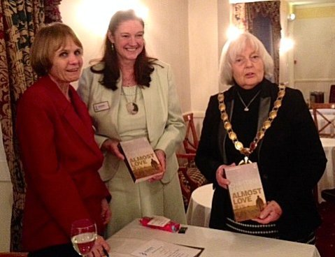 With Sue Renwick and the Mayor of King's Lynn and West Norfolk