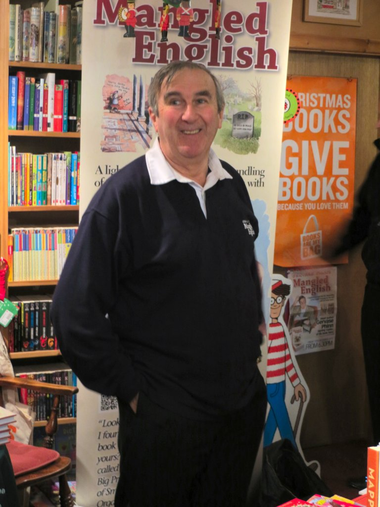 Gervase Phinn at Rickaro Books