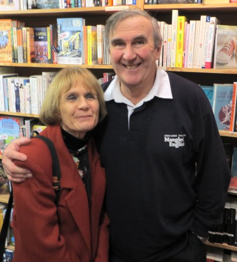 With Gervase Phinn