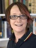Dr Lucy Robinson, from the University of Sussex website