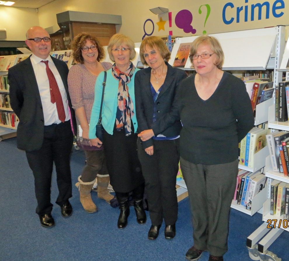 Oadby Library event