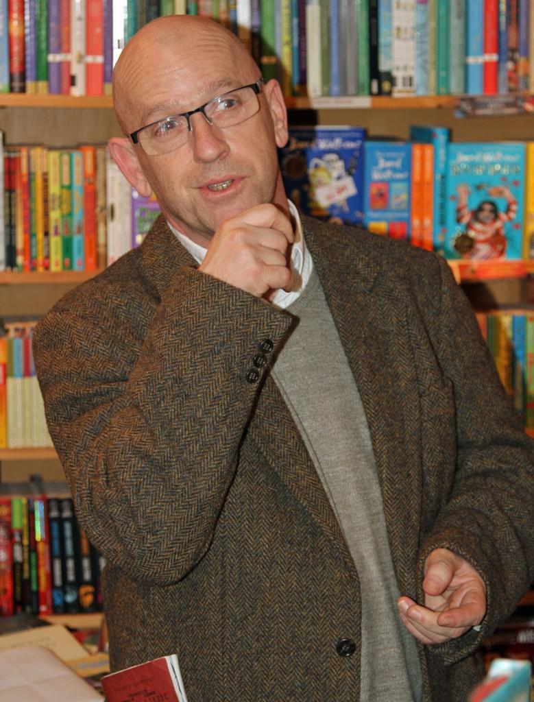 Ralph at Rickaro Books