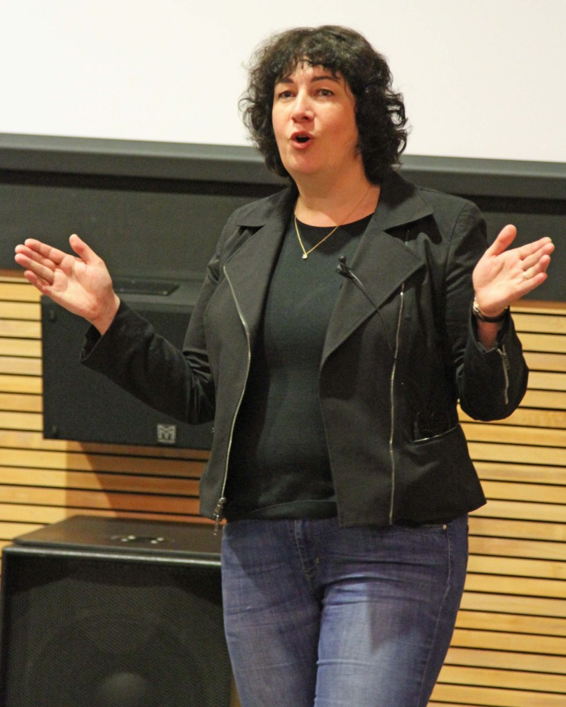 Joanne Harris, Keynote Speaker