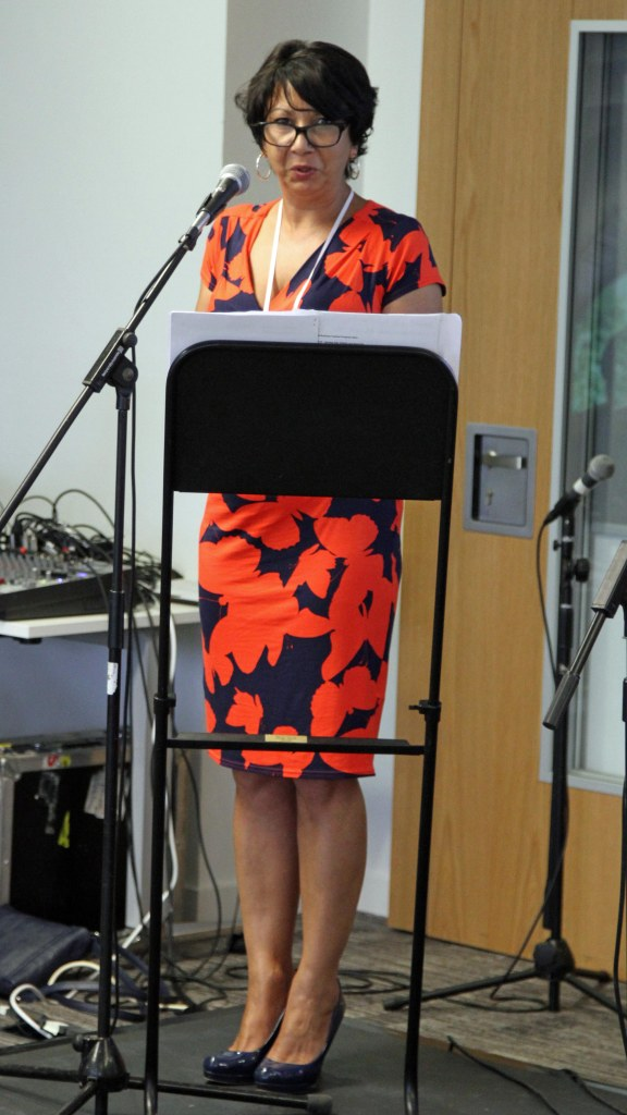 Festival Director Madeline Heneghan opens Wowfest
