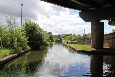 Oldbury Junction and the Titford Canal