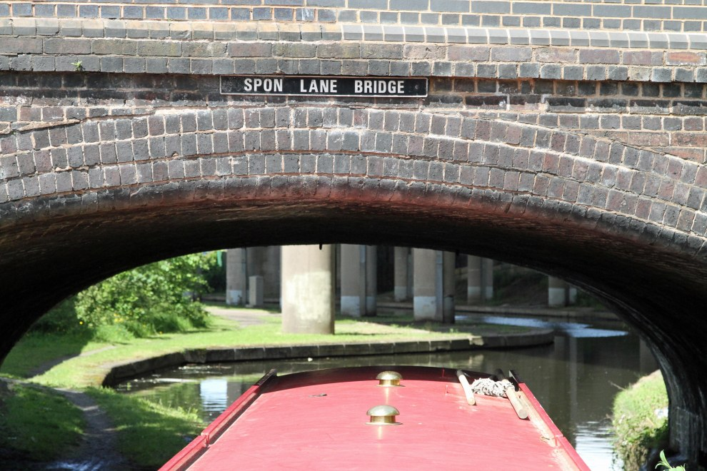 Spon Lane Bridge