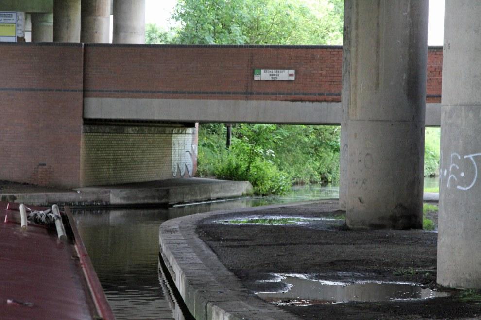 Stone Street Bridge 2001