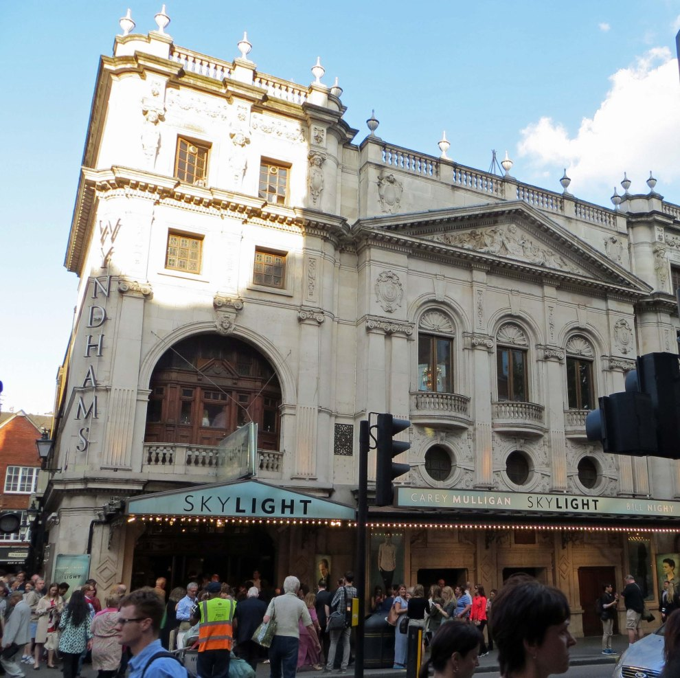Wyndham's Theatre, Charing Cross Road