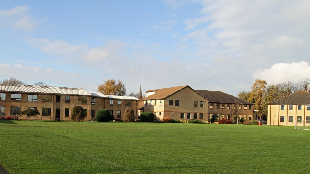 Spalding High School
