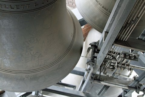 Gillett and Johnston carillon bells