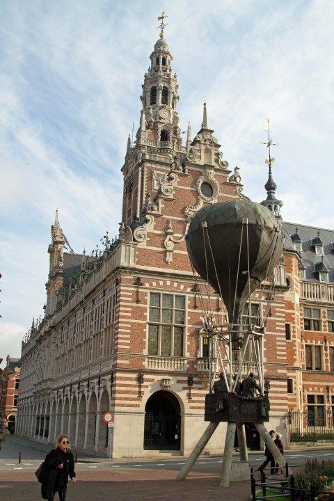 Universiteitsbibliotheek, Leuven
