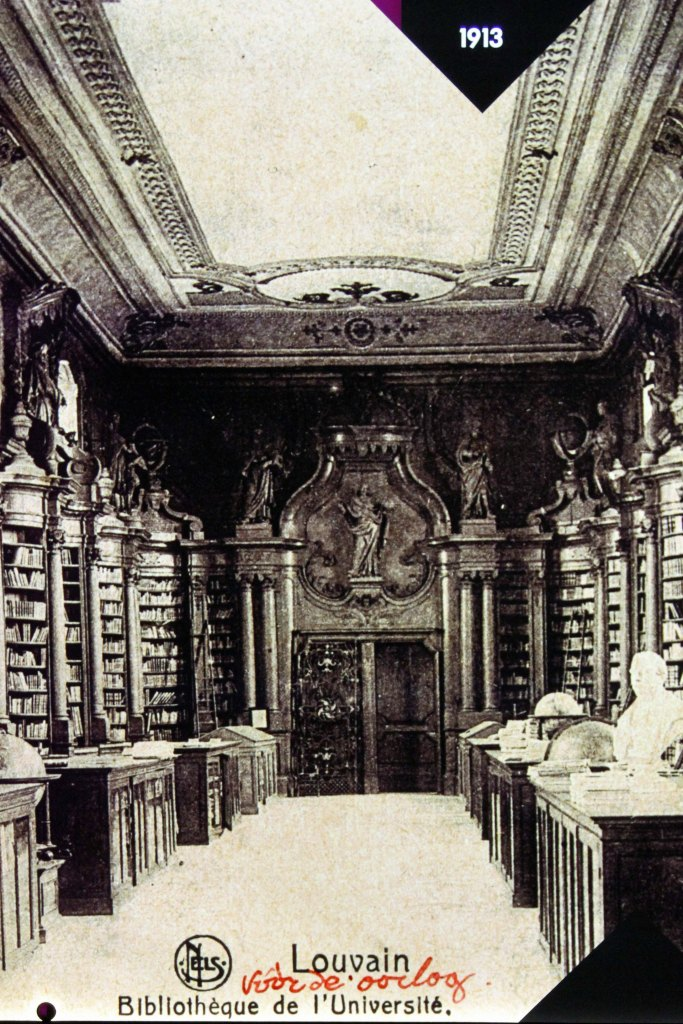 University Library in 1913