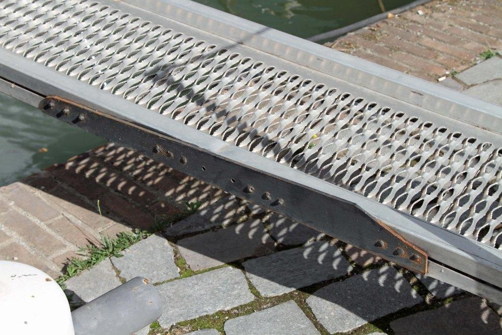 Gangplank repair