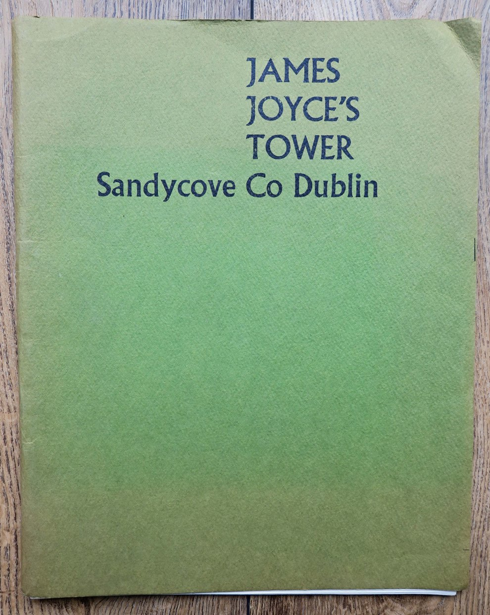 James Joyce's Tower